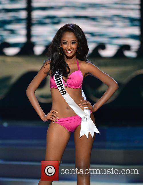 Miss Ethiopia Hiwot Mamo 4