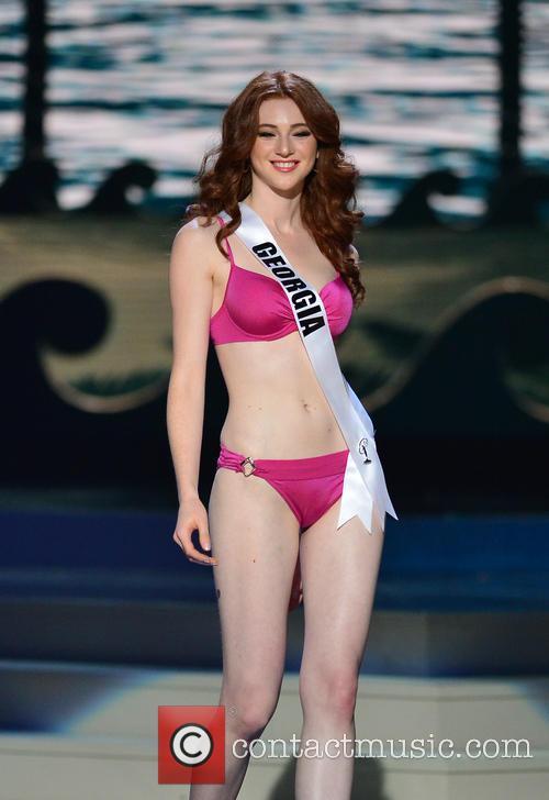 Miss Georgia Ana Zubashvili 6