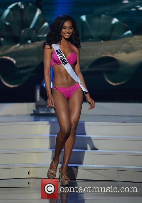 Miss Guyana Niketa Barker 9