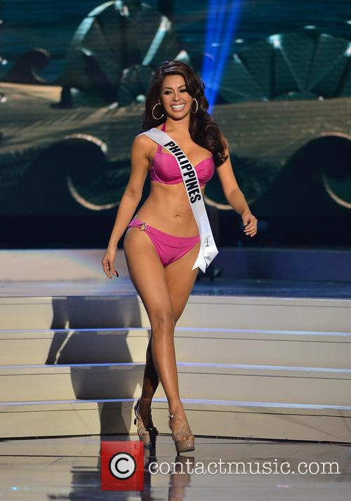 Miss Philippines Mary Jean Lastimosa 2