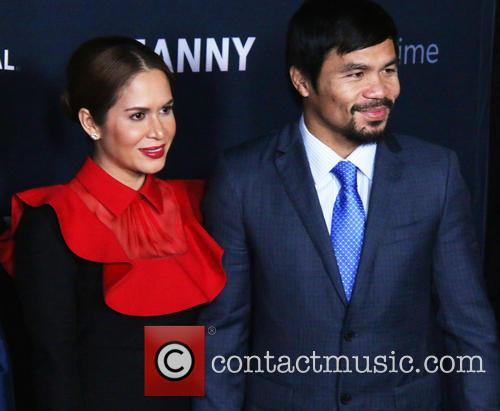 Jinkee Pacquiao and Manny Pacquiao 2