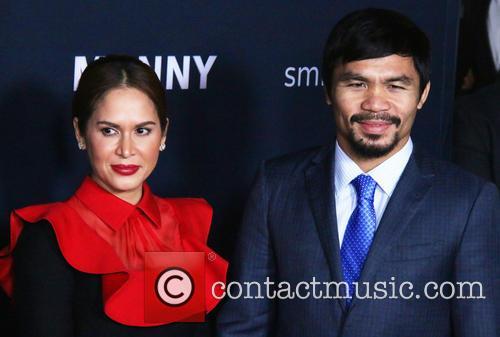 Jinkee Pacquiao and Manny Pacquiao 4