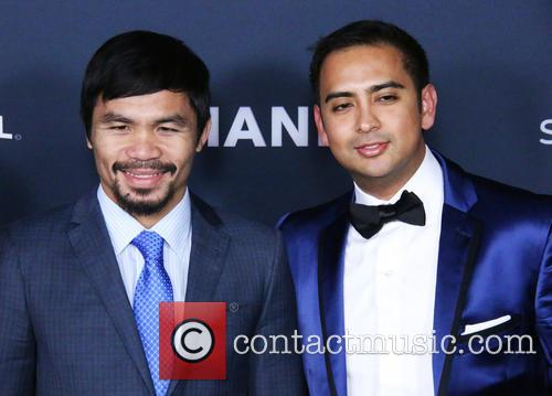 Manny Pacquiao and Jay Bajaj 7