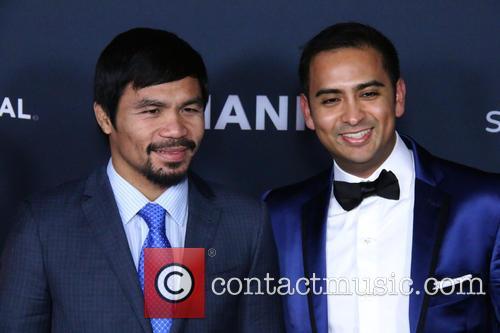 Manny Pacquiao and Jay Bajaj 8