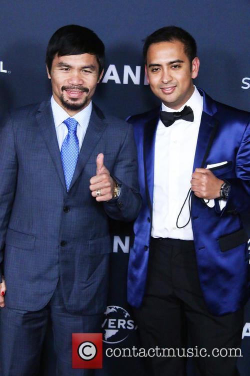 Manny Pacquiao and Jay Bajaj 10