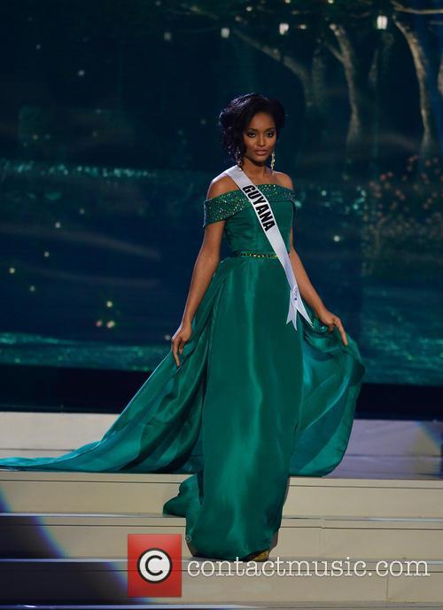 Miss Guyana Niketa Barker 2