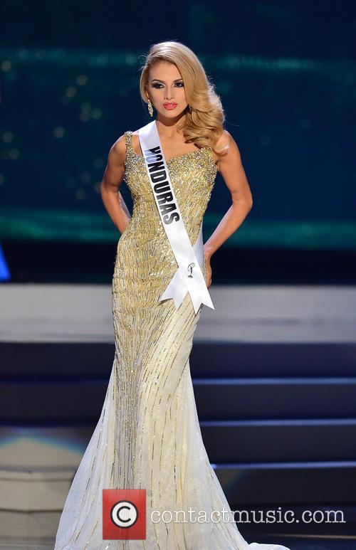Miss Honduras Gabriela Ordonez 4