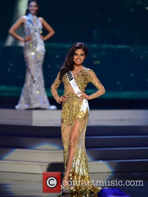 Miss India Noyonita Lodh 2