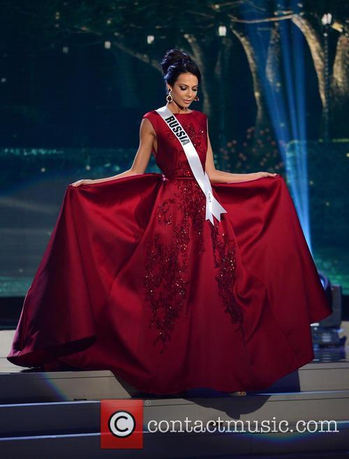 Miss Russia Yulia Alipova 1