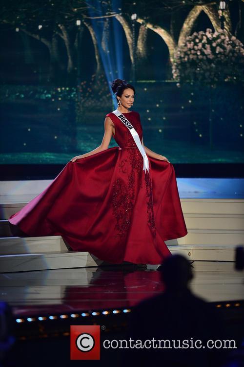 Miss Russia Yulia Alipova 4