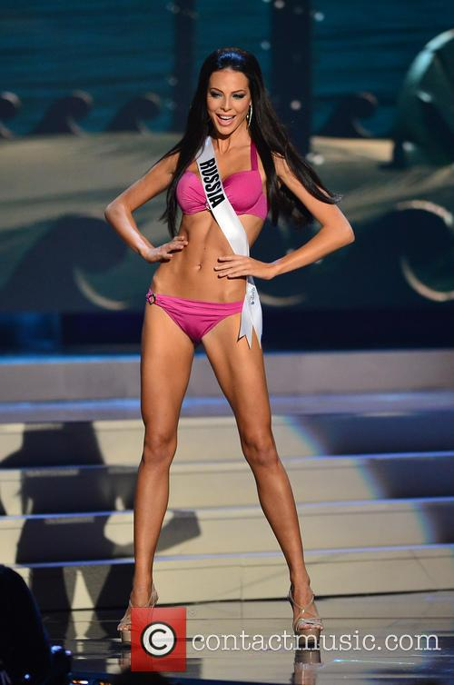 Miss Russia Yulia Alipova 2