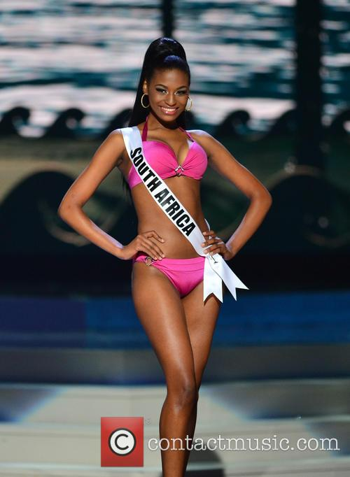 Miss South Africa Ziphozakhe Zokufa 2