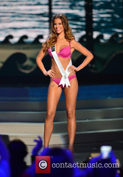 Miss Spain Desire Cordero Ferrer 1