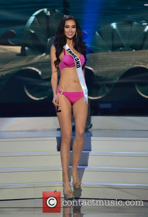 Miss Thailand Pimbongkod Chankaew 2