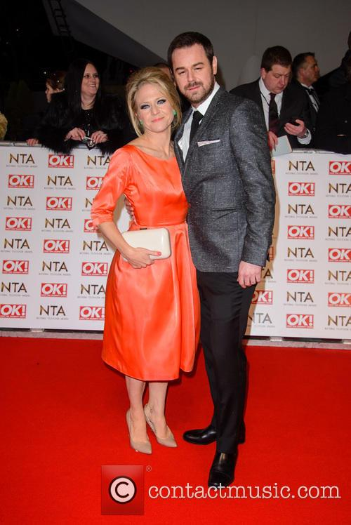 Joanne Mas and Danny Dyer 1