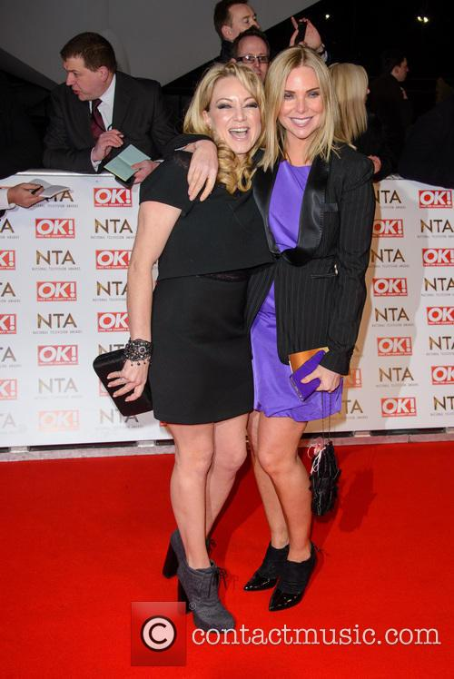 Rita Simons and Samantha Womack 3