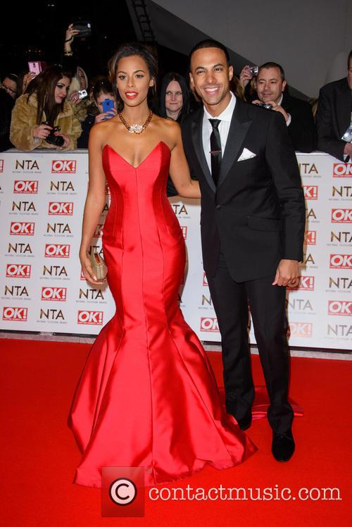 Rochelle Wiseman and Marvin Humes 4