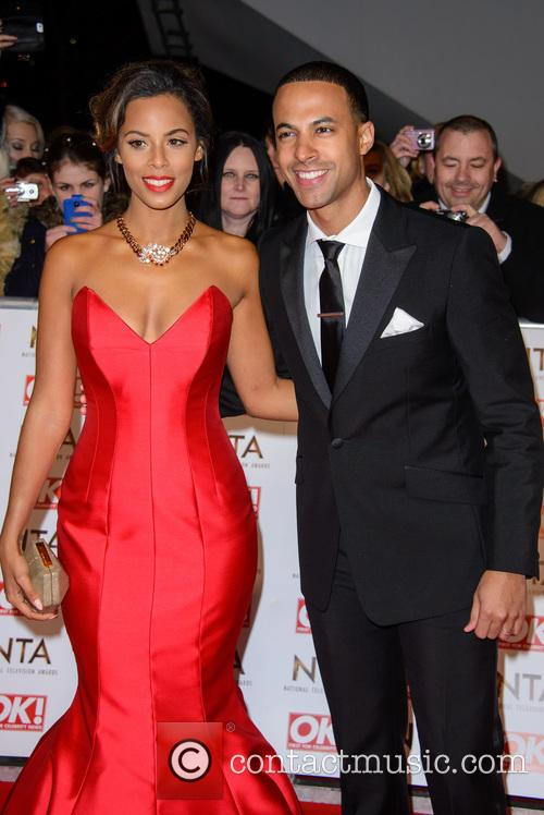 Rochelle Wiseman and Marvin Humes 5