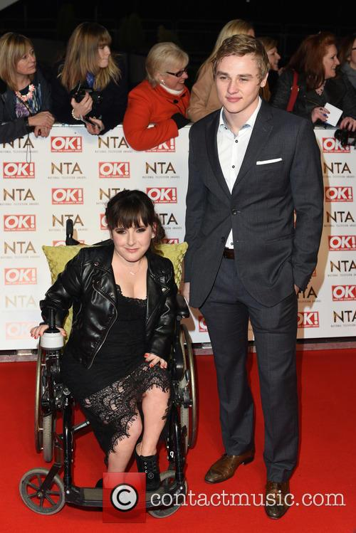 Ben Hardy and Lisa Hammond