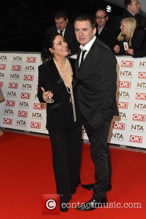 Jessie Wallace and Shane Richie 1