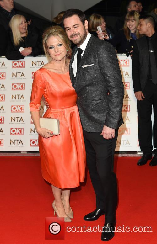 Danny Dyer and Joanne Mas 2
