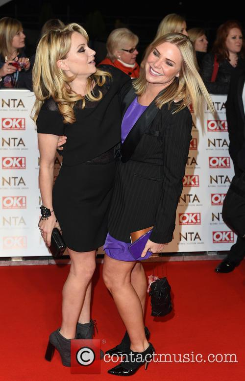 Samantha Womack and Rita Simons 3