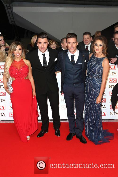 Crosby, James Tindale, Holly Hagan, Scott Timlin and The National 4