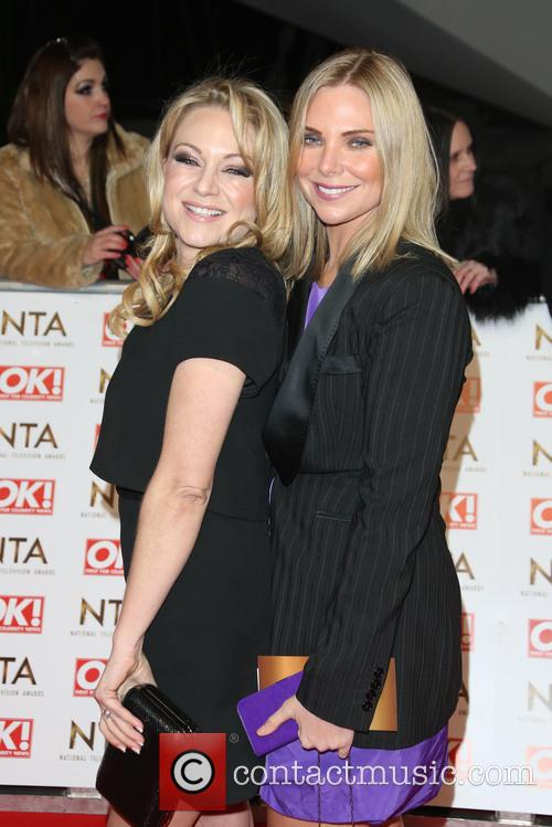 Samantha Womack and Rita Simons 5