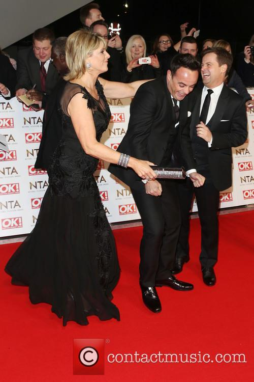 Ruth Langsford, Anthony Mcpartlin and Declan Donnelly 11