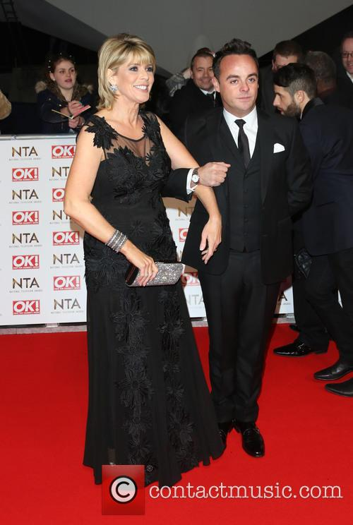 Ruth Langsford and Anthony Mcpartlin 9