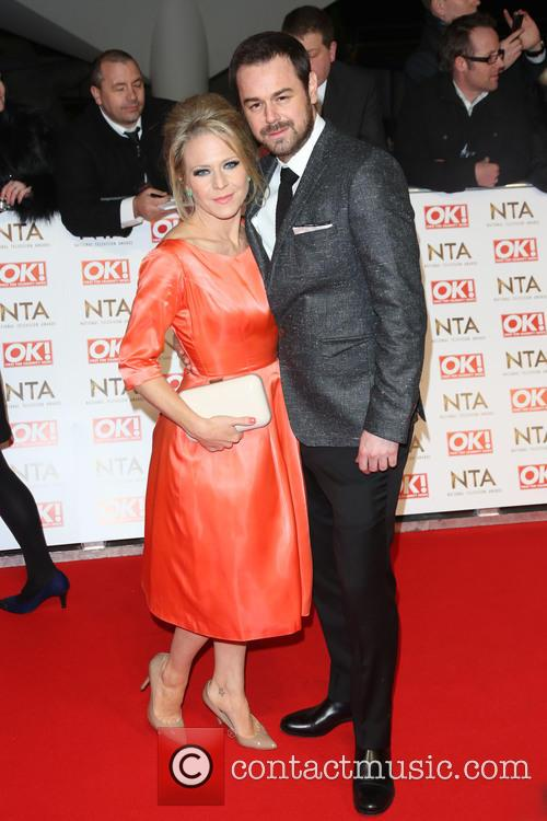 Danny Dyer Kellie Bright