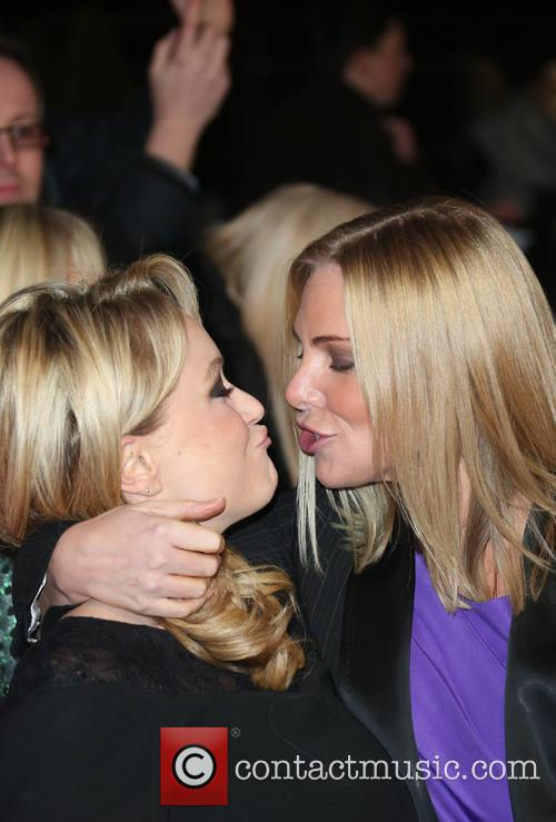 Samantha Womack and Rita Simons 7