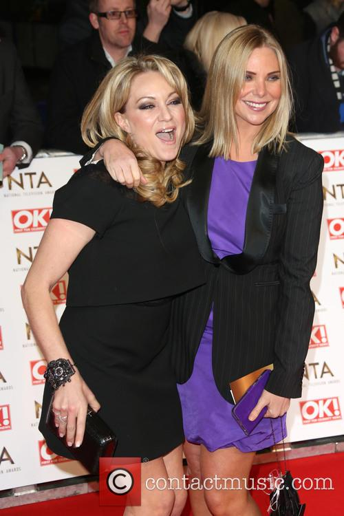 Samantha Womack and Rita Simons 8