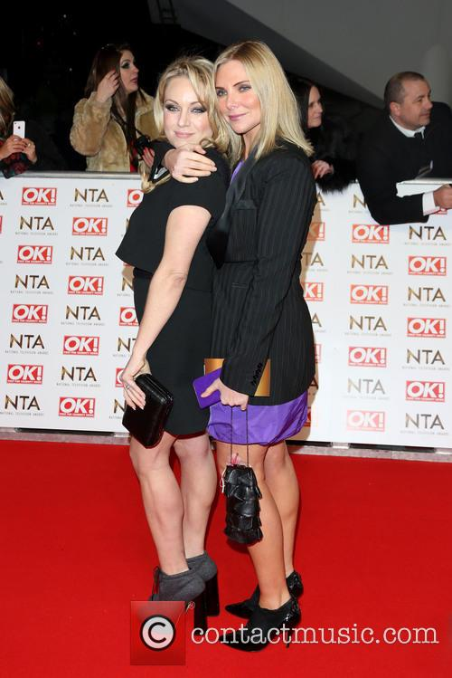 Samantha Womack and Rita Simons 9