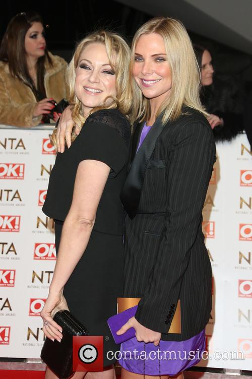 Samantha Womack and Rita Simons 1