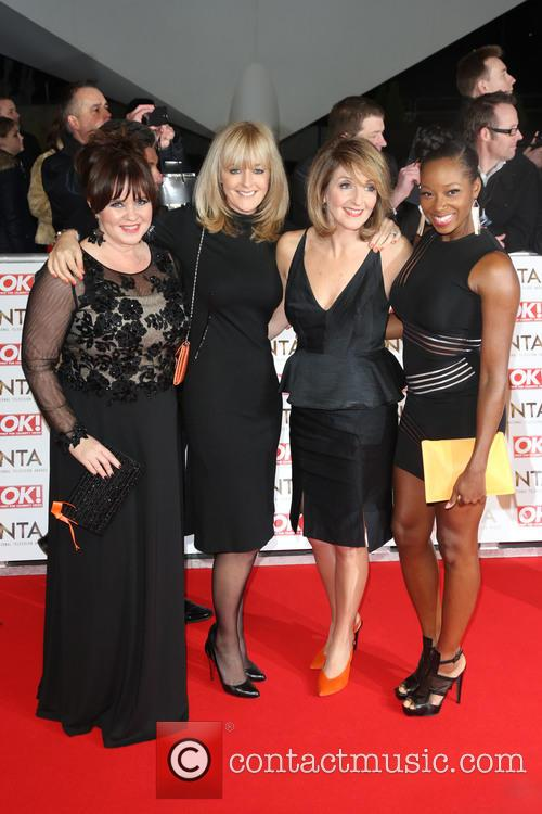 Coleen Nolan, Jane Moore, Kaye Adams and Jamelia 2