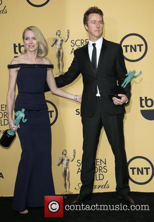 Naomi Watts and Edward Norton 2