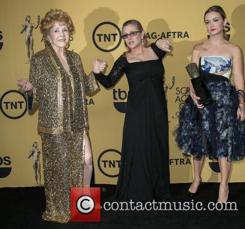 Carrie Fisher, Debbie Reynolds and Billie Catherine Lourd 3