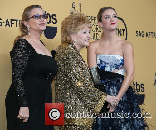 Carrie Fisher, Debbie Reynolds and Billie Catherine Lourd 5