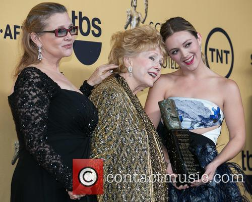 Carrie Fisher, Debbie Reynolds and Billie Catherine Lourd 1