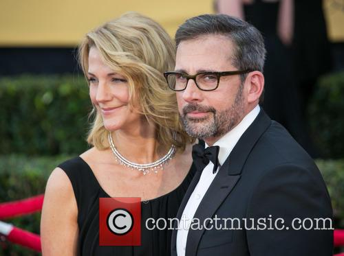 Nancy Carell and Steve Carell 1