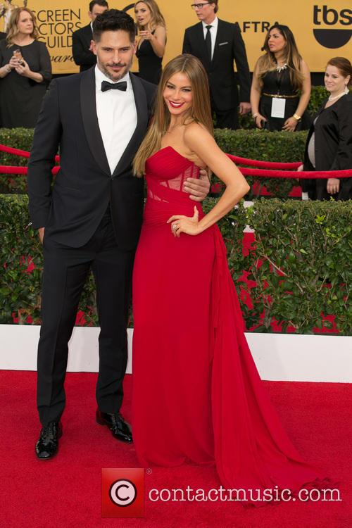 Joe Manganiello and Sofía Vergara 2