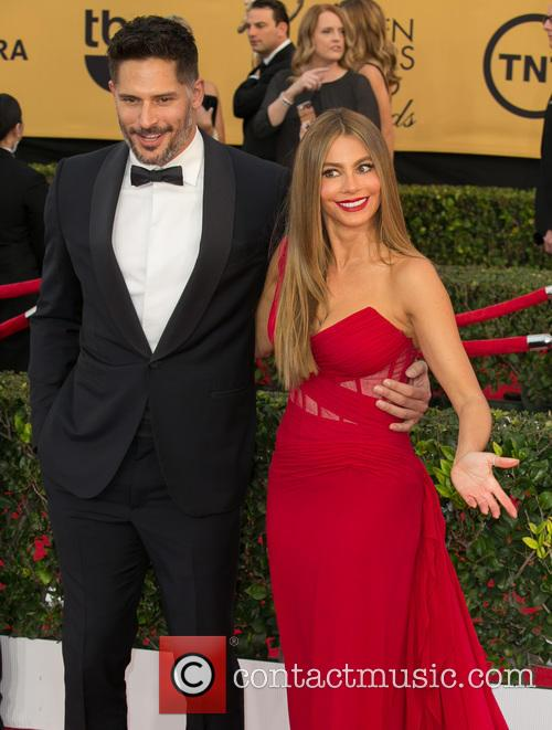 Joe Manganiello and Sofía Vergara 3