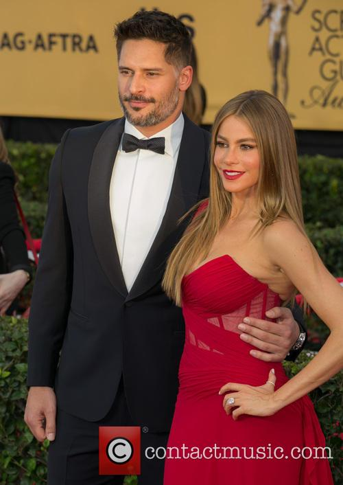 Joe Manganiello and Sofía Vergara 6