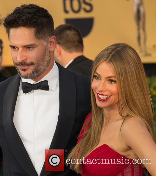 Joe Manganiello and Sofía Vergara 7