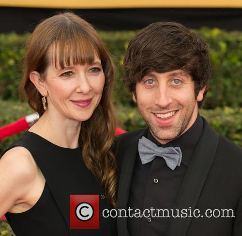 Jocelyn Towne and Simon Helberg 11