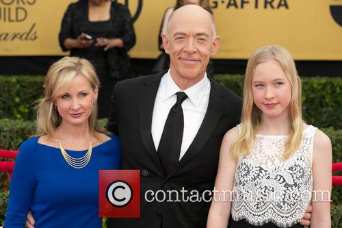 J.k. Simmons, Michelle Schumacher and Olivia Simmons 1