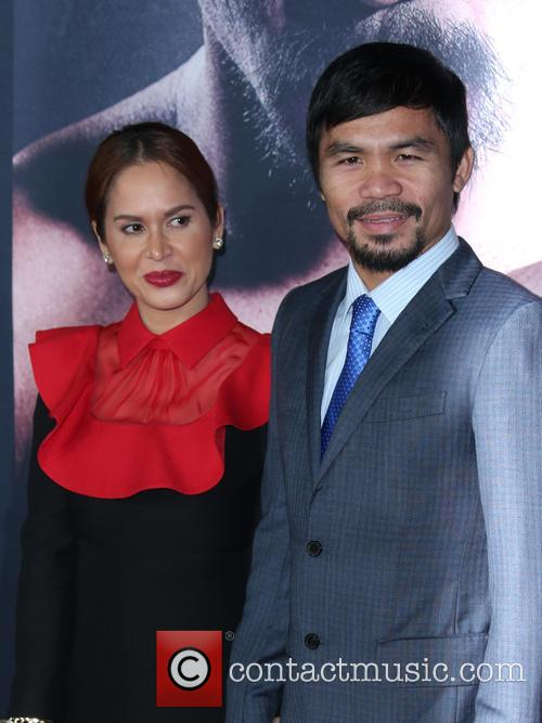 Jinkee Pacquiao and Manny Pacquiao 4