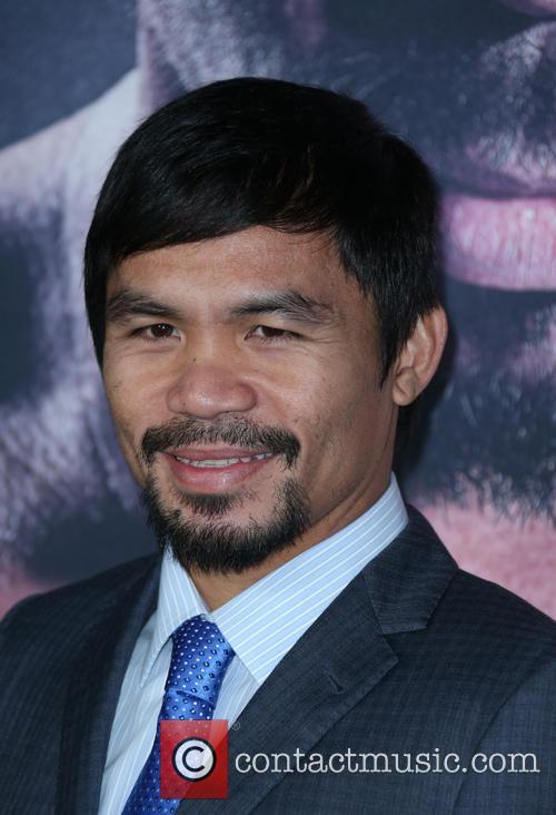 Manny Pacquiao 8