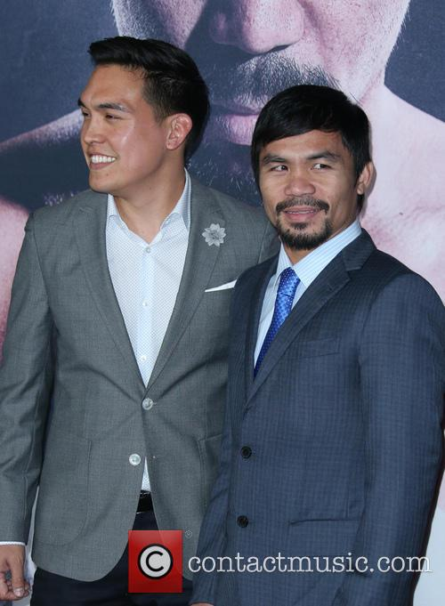Ryan Moore and Manny Pacquiao 4